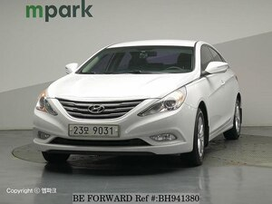 Used 2012 HYUNDAI YF SONATA BH941380 for Sale