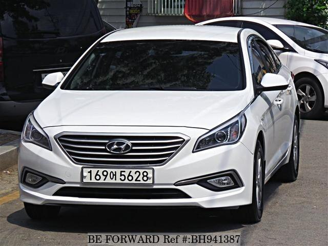 Used 2016 HYUNDAI SONATA BH941387 for Sale