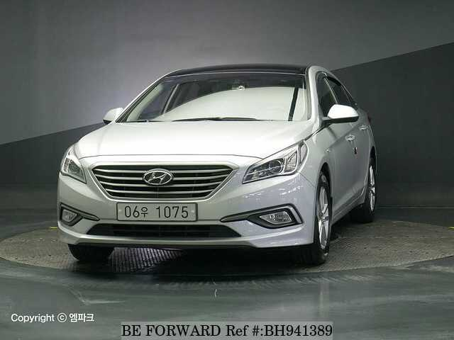 Used 2015 HYUNDAI SONATA BH941389 for Sale