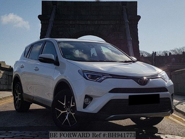Used 2018 TOYOTA RAV4 BH941773 for Sale
