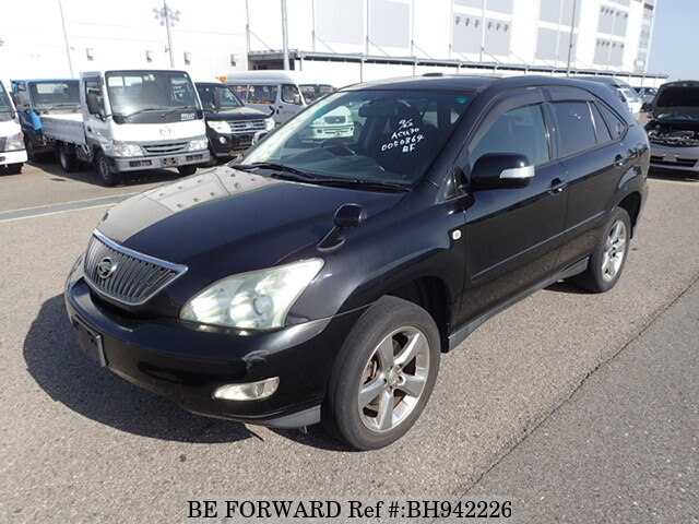 Used 2006 TOYOTA HARRIER BH942226 for Sale