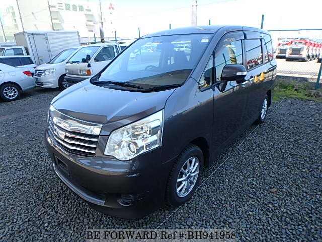 Used 2012 TOYOTA NOAH BH941958 for Sale