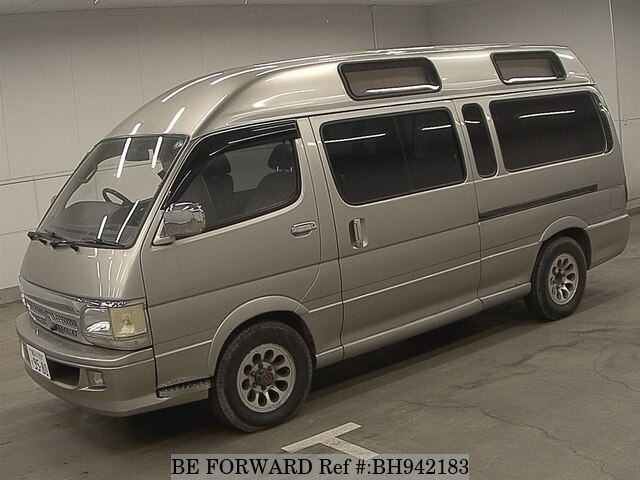 Used 1995 TOYOTA HIACE VAN BH942183 for Sale