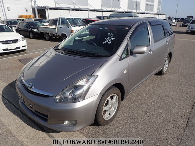Used 2006 TOYOTA WISH BH942240 for Sale
