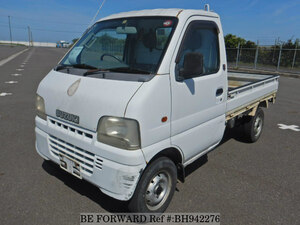 Used 2001 SUZUKI CARRY TRUCK BH942276 for Sale