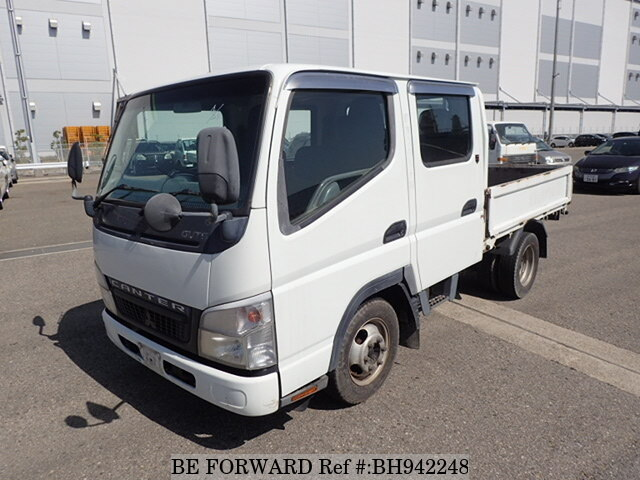 Used 2007 MITSUBISHI CANTER GUTS BH942248 for Sale