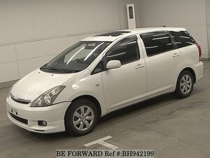 Used 2005 TOYOTA WISH BH942199 for Sale