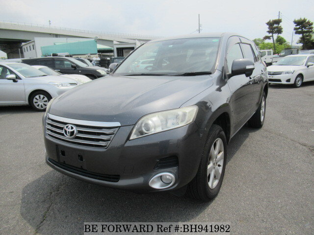 Used 2009 TOYOTA VANGUARD BH941982 for Sale