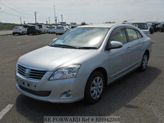 Used 2013 TOYOTA PREMIO BH942305 for Sale