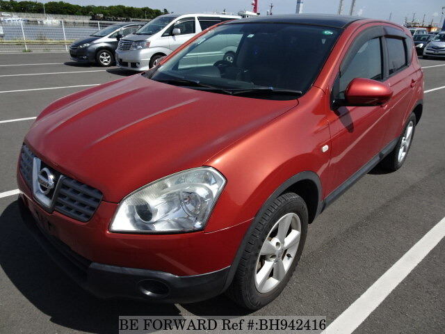 Used 2009 NISSAN DUALIS BH942416 for Sale