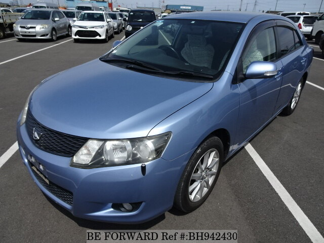 Used 2009 TOYOTA ALLION BH942430 for Sale