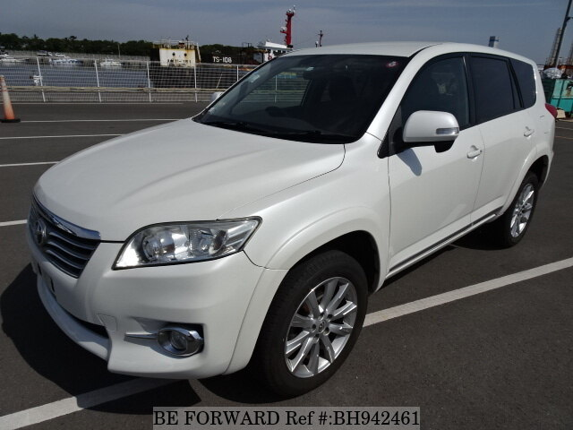 Used 2010 TOYOTA VANGUARD BH942461 for Sale
