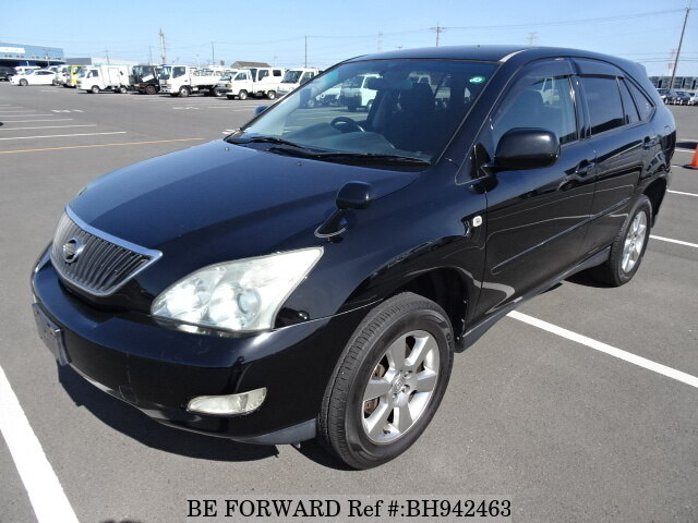 Used 2006 TOYOTA HARRIER BH942463 for Sale