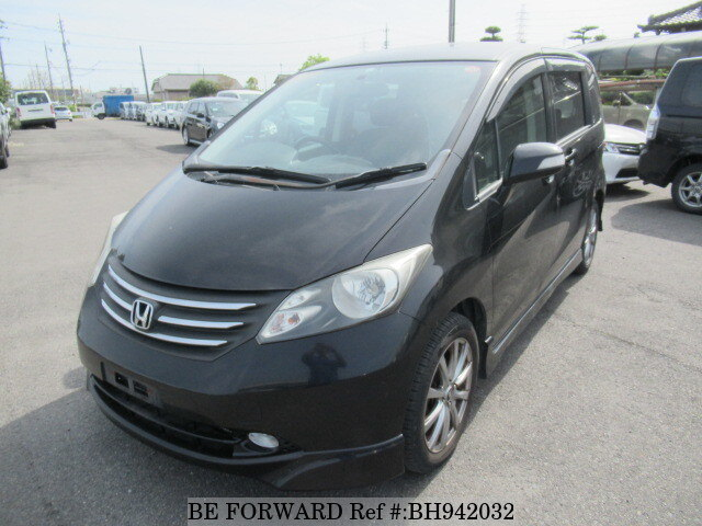 Used 2008 HONDA FREED BH942032 for Sale