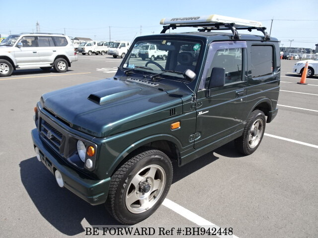 Used 1998 SUZUKI JIMNY BH942448 for Sale