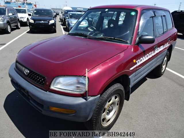 Used 1995 TOYOTA RAV4 BH942449 for Sale