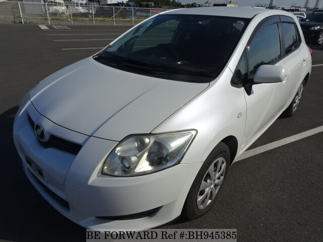 Used 2008 TOYOTA AURIS BH945385 for Sale