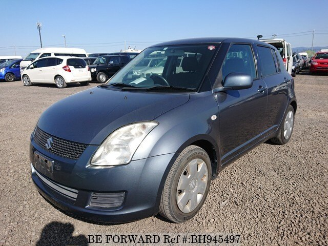 Used 2008 SUZUKI SWIFT BH945497 for Sale