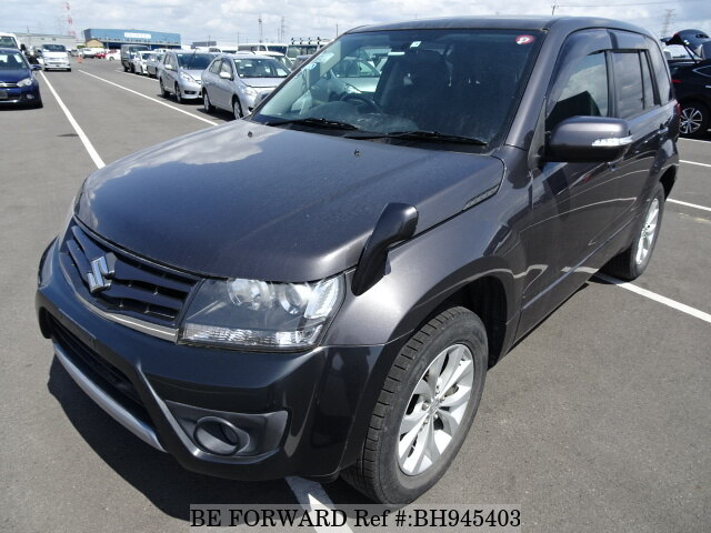 Used 2012 SUZUKI ESCUDO BH945403 for Sale