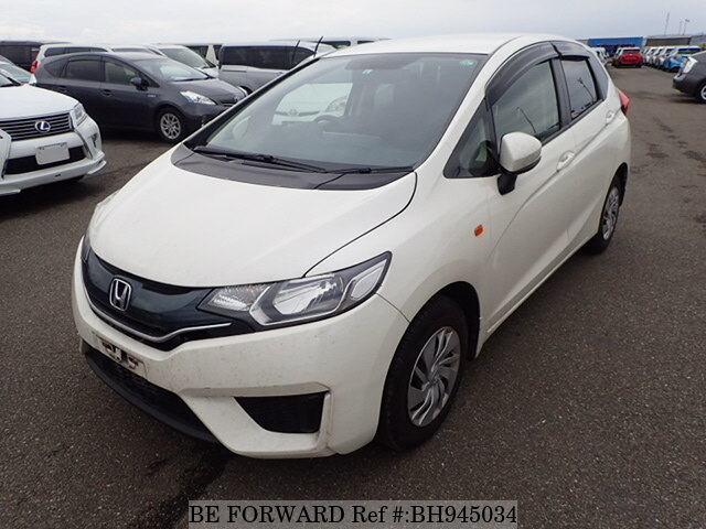 Used 2015 HONDA FIT BH945034 for Sale