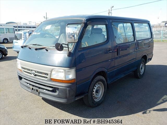 Used 2003 TOYOTA HIACE VAN BH945364 for Sale