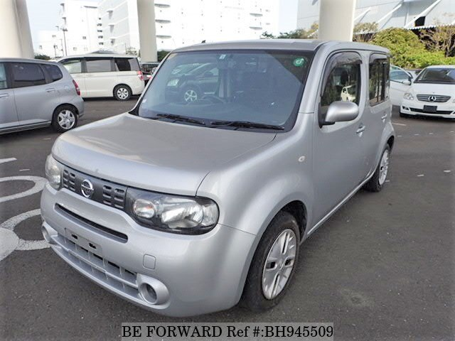 Used 2016 NISSAN CUBE BH945509 for Sale