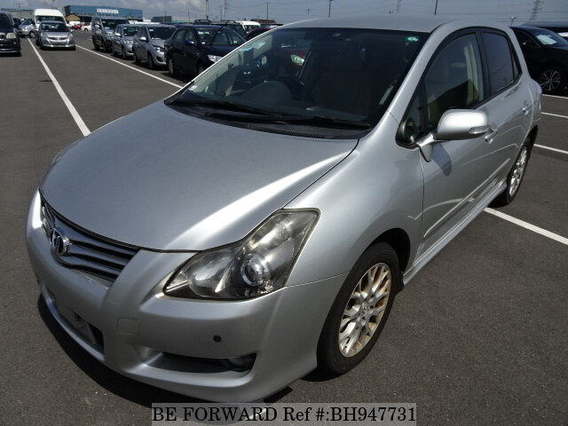 Used 2007 TOYOTA BLADE BH947731 for Sale
