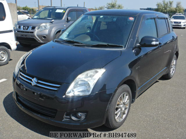 Used 2008 SUZUKI SWIFT BH947489 for Sale