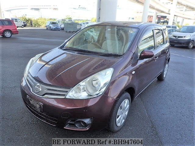 Used 2010 NISSAN NOTE BH947604 for Sale