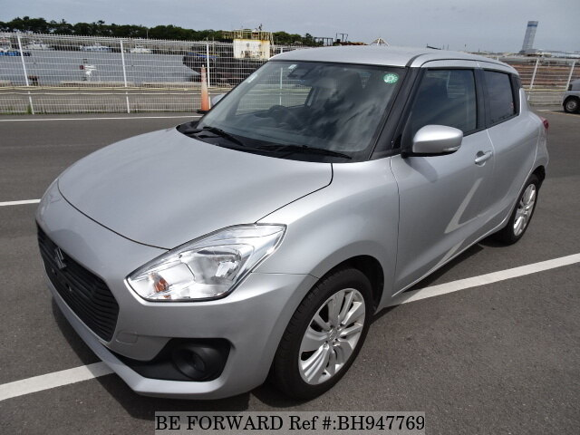 Used 2018 SUZUKI SWIFT BH947769 for Sale
