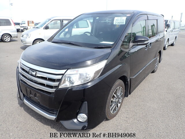 Used 2014 TOYOTA NOAH BH949068 for Sale