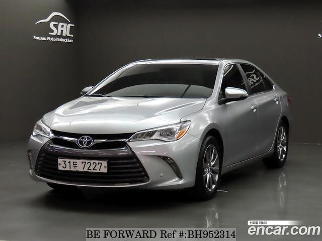 Used 2015 TOYOTA CAMRY BH952314 for Sale