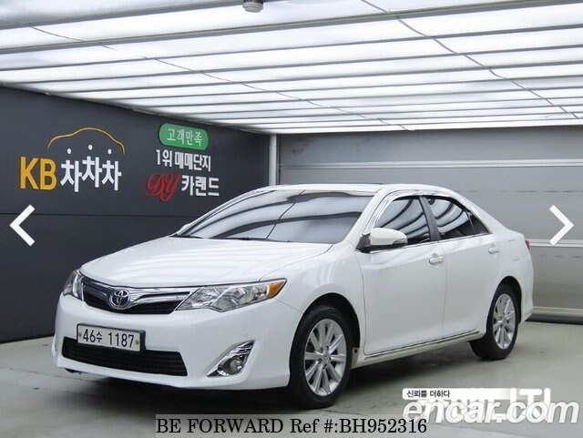 Used 2013 TOYOTA CAMRY BH952316 for Sale