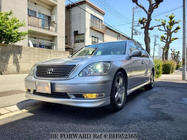 Used 2004 TOYOTA CELSIOR BH952365 for Sale