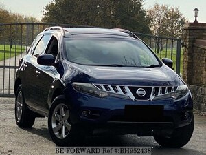 Used 2009 NISSAN MURANO BH952438 for Sale