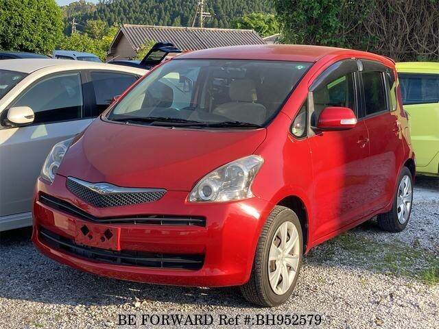 Used 2010 TOYOTA RACTIS BH952579 for Sale