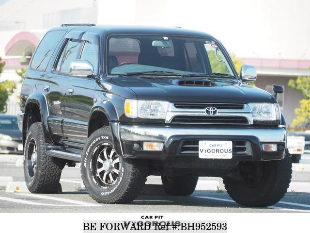 Used 2000 TOYOTA HILUX SURF BH952593 for Sale