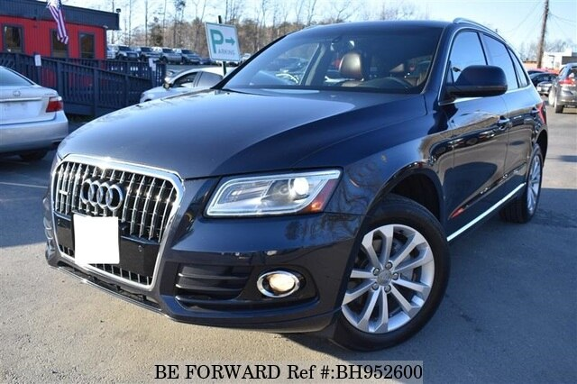 Used 2015 AUDI Q5 BH952600 for Sale