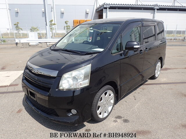 Used 2008 TOYOTA NOAH BH948924 for Sale