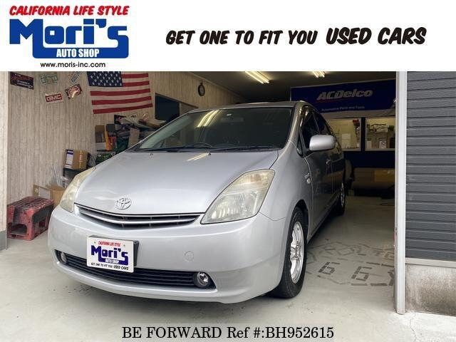 Used 2005 TOYOTA PRIUS BH952615 for Sale