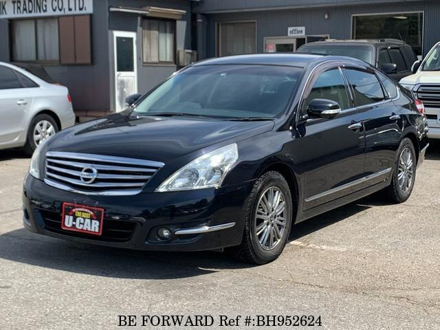 Used 2008 NISSAN TEANA BH952624 for Sale