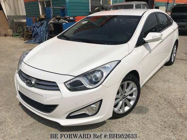 Used 2012 HYUNDAI I40 BH952633 for Sale