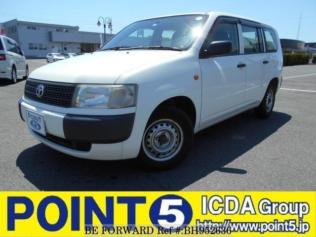 Used 2007 TOYOTA PROBOX VAN BH952636 for Sale