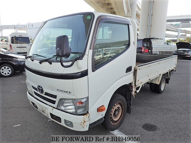 Used 2011 TOYOTA TOYOACE BH949056 for Sale