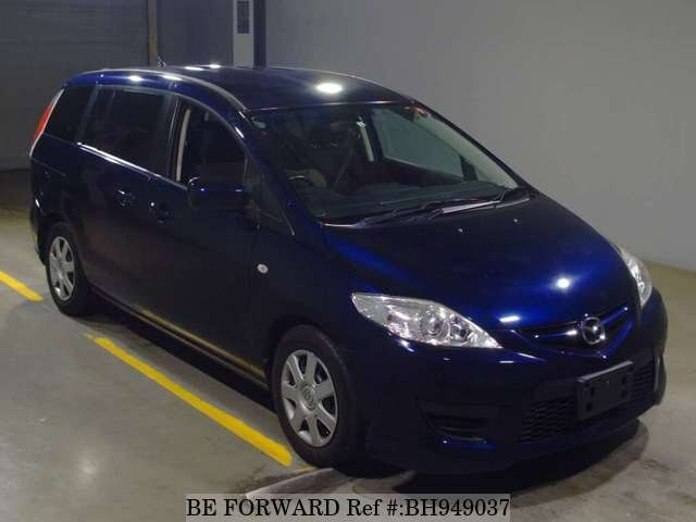 Used 2008 MAZDA PREMACY BH949037 for Sale