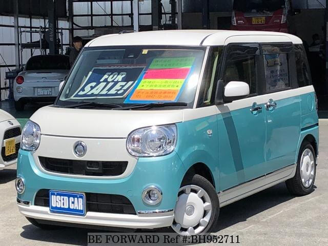 Used 2017 DAIHATSU MOVE CANBUS BH952711 for Sale