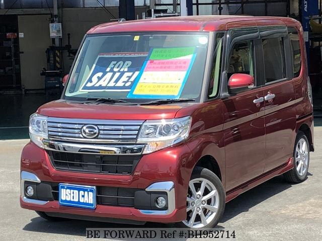 Used 2018 DAIHATSU TANTO BH952714 for Sale