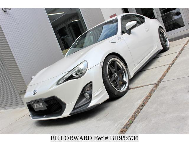 Used 2012 TOYOTA 86 BH952736 for Sale
