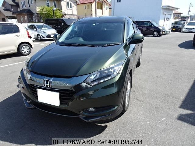 Used 2014 HONDA VEZEL BH952744 for Sale