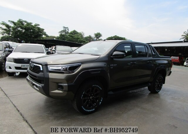 Used 2021 TOYOTA HILUX BH952749 for Sale